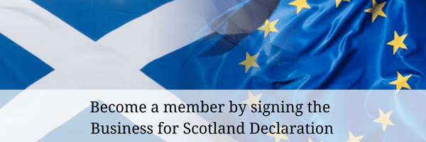 Business for Scotland Declaration