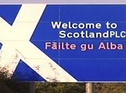 Welcome to Scotland PLC