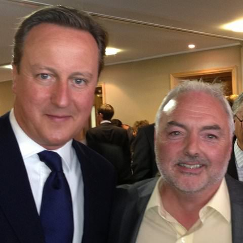Laurie Clark of BfS meets David Cameron on Wednesday
