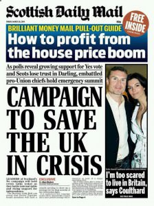 Campaign to save the UK in crisis