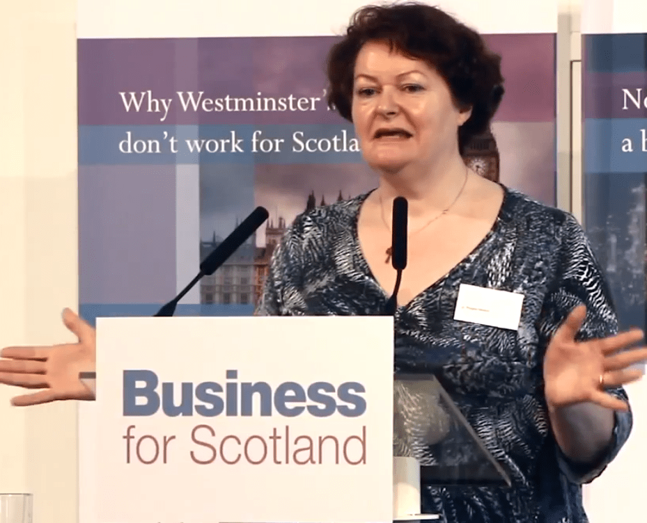 Dr Philippa Whitford at Vision for Scotland