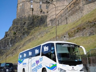Business for Scotland passes membership and visitor milestones