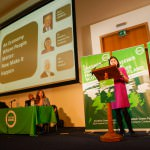 Business for Scotland Group Leader addresses Green Party Conference