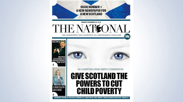 The national new newspaper is a boost to democracy business for