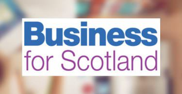 Business for Scotland background image