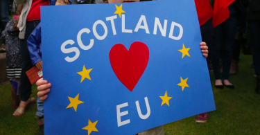 Scotland loves the EU