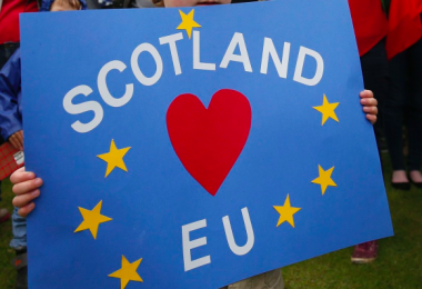 Scotland loves the EU
