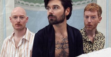 Scottish rock band Biffy Clyro
