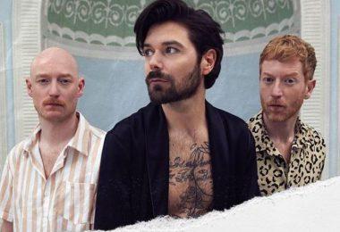 Scottish rock band Biffy Clyro